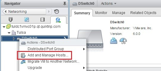 How to Migrate Host and VMs from vCenter 5 to vCenter 6 | VMignite com